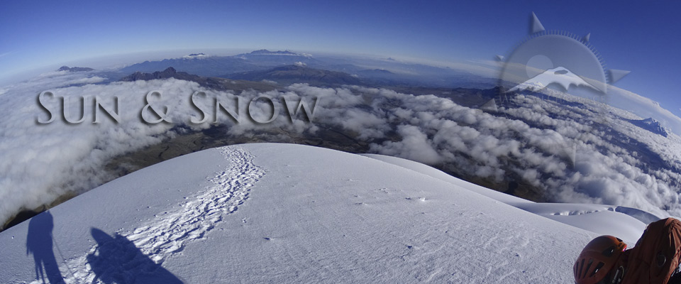 Sun and Snow Mountaineering tours